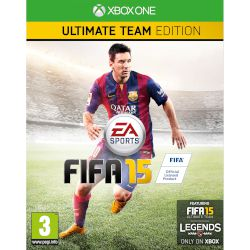 EA FIFA 15 Ultimate Team Edition XBOX ONE