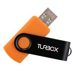 Turbo-X Stick & Go 32 GB USB Stick 3.0