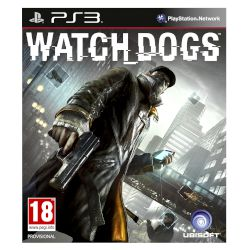 Ubisoft Watch Dogs Standard Edition PS3