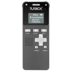 Turbo-X Voice Recorder VR-500 8GB