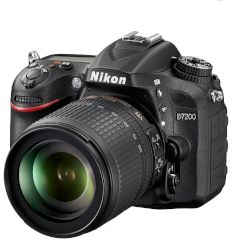Nikon Digital Camera D7200 Kit 18-105mm