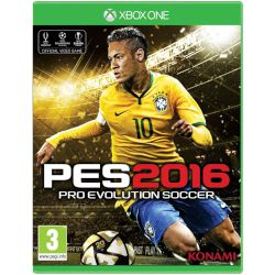 Konami Pro Evolution Soccer 2016 Xbox One