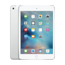 "Apple iPad mini 4 128GB Tablet 7.9"" 4G Silver"