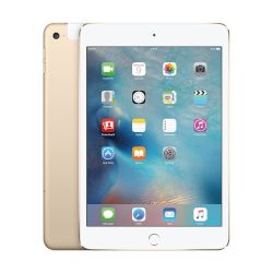 "Apple iPad mini 4 128GB Tablet 7.9"" 4G Gold"