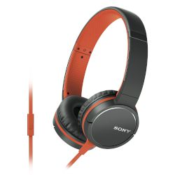 Headphones Sony MDR-ZX660APD Πορτοκαλί