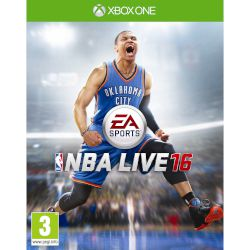 EA NBA Live 16 Xbox One