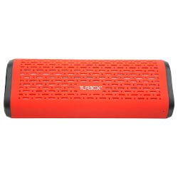 Turbo-X Ηχεία Bluetooth Portable Speaker Κόκκινο