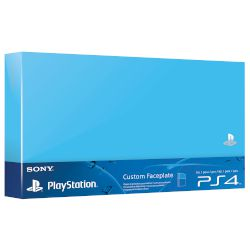 Sony HDD Cover Aqua Blue PS4