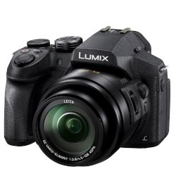Panasonic Digital Camera DMC-FZ300EGK Μαύρο