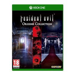Capcom Resident Evil Origins Collection Xbox One