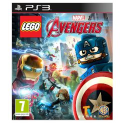 Warner Lego Marvel Avengers Playstation 3