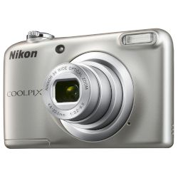 Nikon Digital Camera Coolpix A10 Ασημί