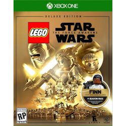 Warner Lego Starwars: The Force Awakens Deluxe Edit. Xbox One