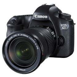 Canon Digital Camera EOS-6D 24-105
