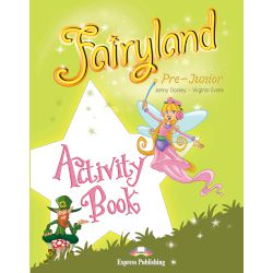 Fairyland Pre-Junior Activity Book