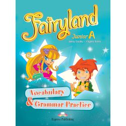 Fairyland Junior A Vocabulary&Grammar Practice