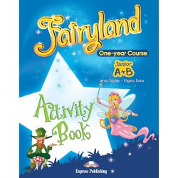 Fairyland Junior A&B Activity Book