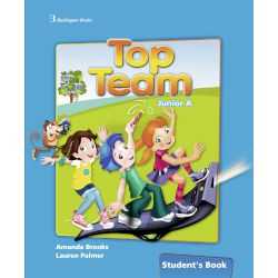 Top Team Junior A Students Book