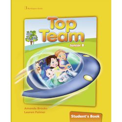 Top Team Junior B Students Book