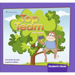 Top Team Pre-Junior Students Book