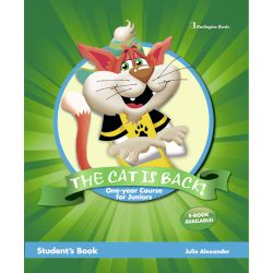 The Cat Is Back!A&B Course For Junior Students Book