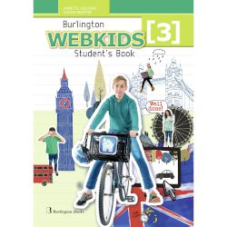 Burlington Webkids 3 Students Book