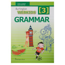 Burlington Webkids Grammar 3 Students Book