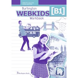 Burlington Webkids B1 Workbook Students Book
