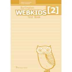 Burlington Webkids 2 Test Book Students Book