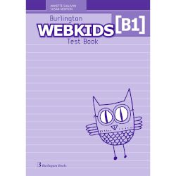Burlington Webkids B1 Test Book Students Book