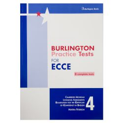 Burlington Practice Tests For ECCE 4 Students Book
