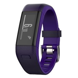 Smartband Garmin Vivosmart HR+ Regular Μωβ