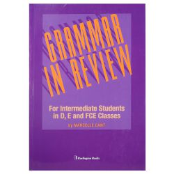 Grammar In Review