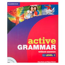 Active Grammar Level 1 Without Answers + CD-ROM