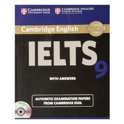 Ielts 9 Practice Tests Self Study Pack + Answers & CD-ROM