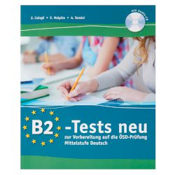 B2 Tests Pruefung Neu + CD-ROM