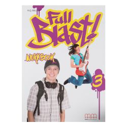 Full Blast 3 Workbook + CD-ROM