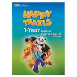 Happy Trails One Year Course Students Book + CD-ROM