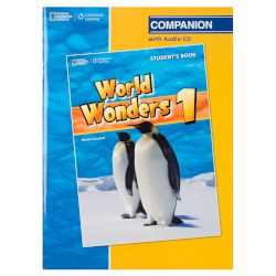 World Wonders 1 Companion + CD-ROM