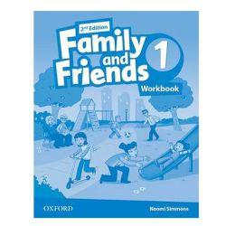Family & Friends 1 Workbook 2nd Edition