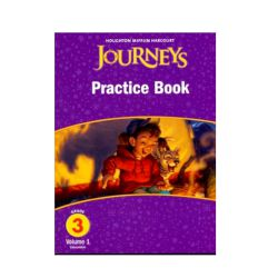 Journeys Grade 3.1 Practice Book Hc