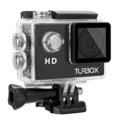 Turbo-X  Action Cam ACT-55 (2 Μπαταρίες)