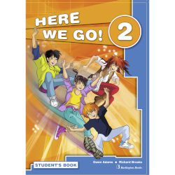 Here We Go! 2 Students Book