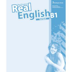Real English B1 Test Book
