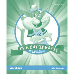 The Cat Is Back! Junior A&B Workbook