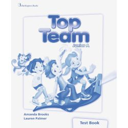 Top Team Junior A Test Book