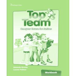 Top Team Junior A&B Workbook