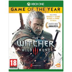 CD Projekt RED The Witcher 3 : Wild Hunt GOTY Edition Xbox One
