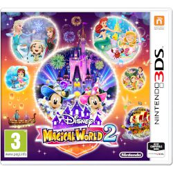 Nintendo Disney Magical World 2 3DS