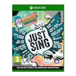 Ubisoft Just Sing Xbox One